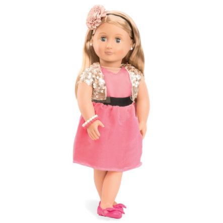 Our Generation - Doll Audra Jewerely, 46 cm