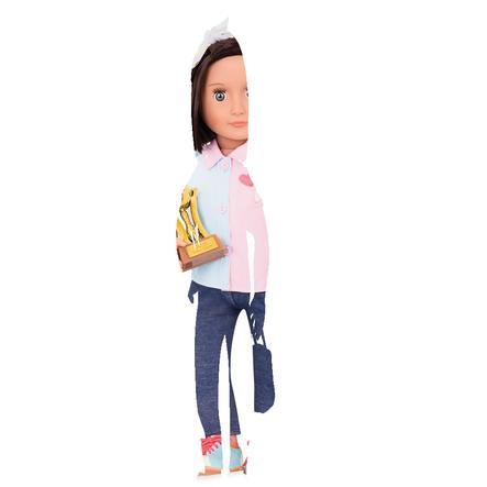 Naše generace - Doll Everly Deluxe Bowling, 46 cm