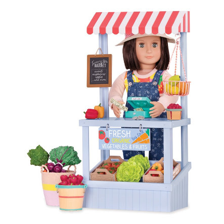 Our Generation - Market stall Deluxe