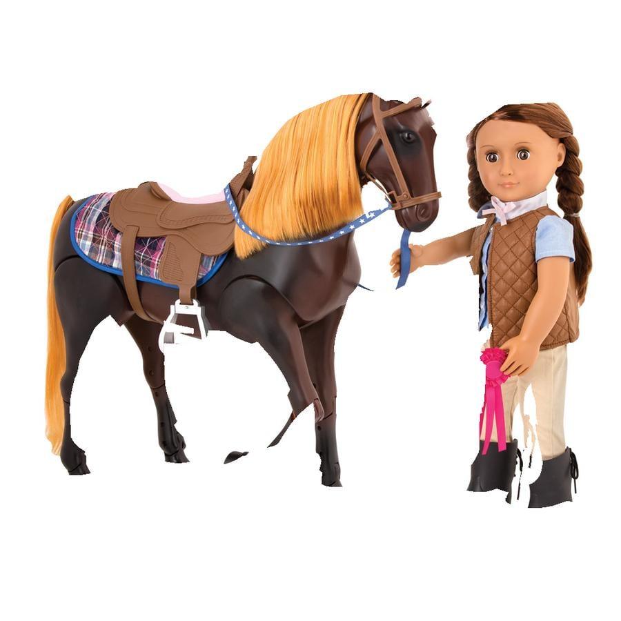 Our Generation - Thoroughbred Pferd, beweglich