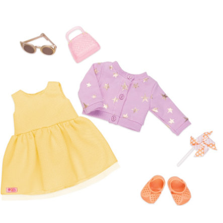 Our Generation -Outfit Deluxe sommerkjole