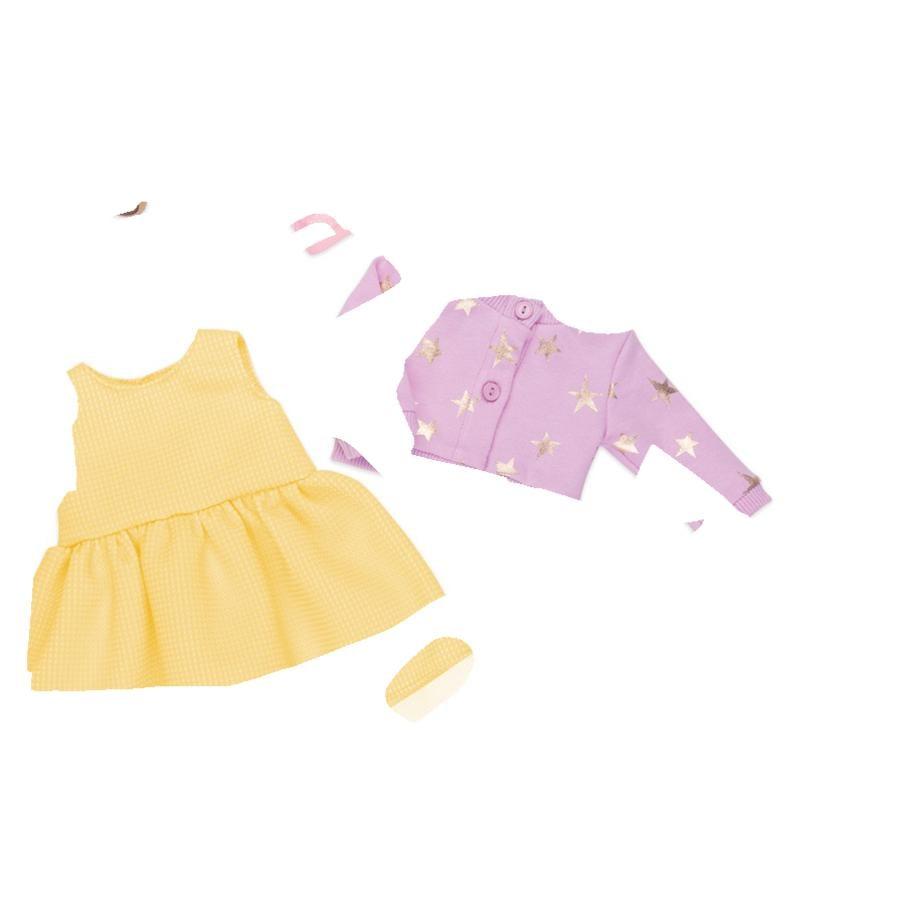 Naše generace -Outfit Deluxe letní šaty