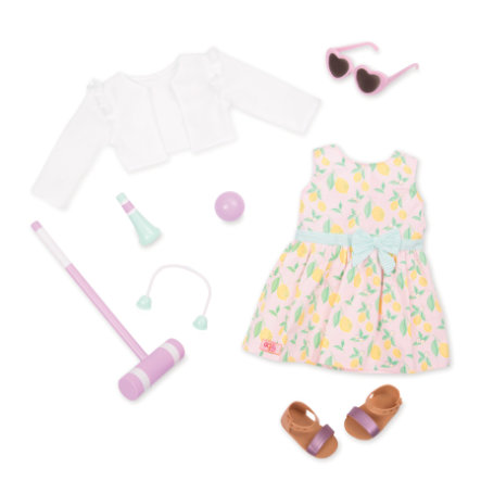 Our Generation -Outfit Deluxe Krocketspel