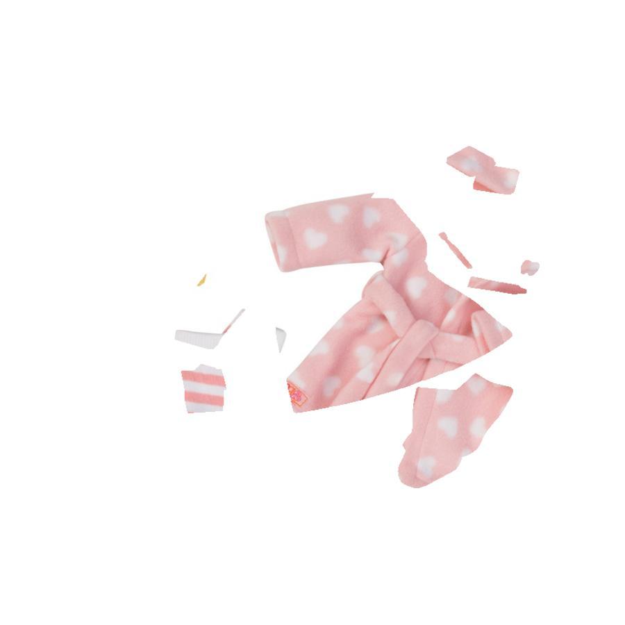 Our Generation - Tenue pour poupée peignoir de bain, chaussettes