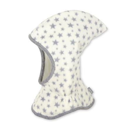 Sterntaler Ragazzi sciarpa cappuccio sciarpa ecrù