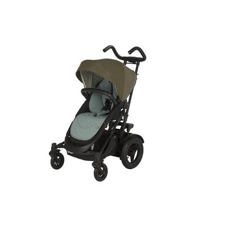 Micralite Kinderwagen TwoFold Evergreen
