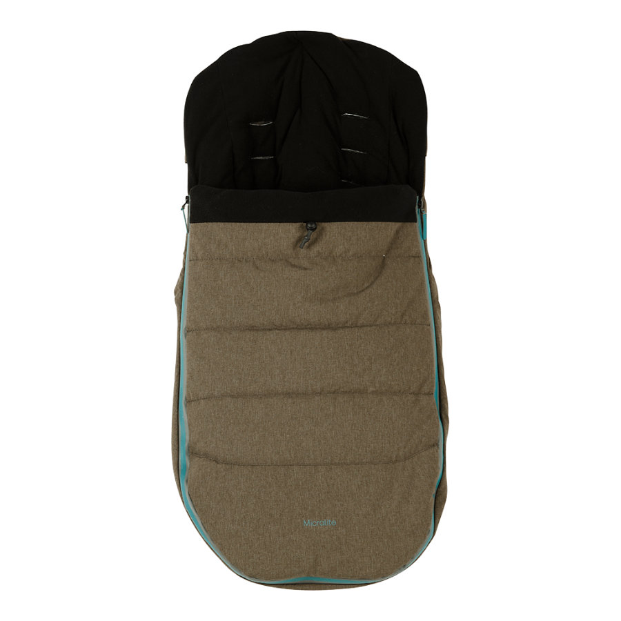 Micralite Footmuff TwoFold Ever green