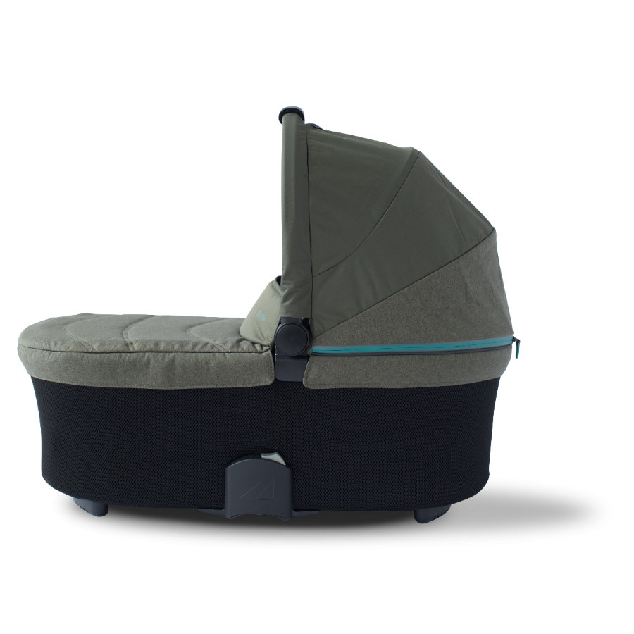 Micralite Carrycot TwoFold Ever (culla per due volte) green