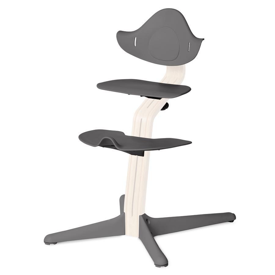 nomi by evomove Accessoires chaise haute enfant gris 4 pièces