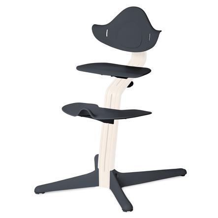 nomi by evomove Accessoires chaise haute enfant anthracite 4 pièces