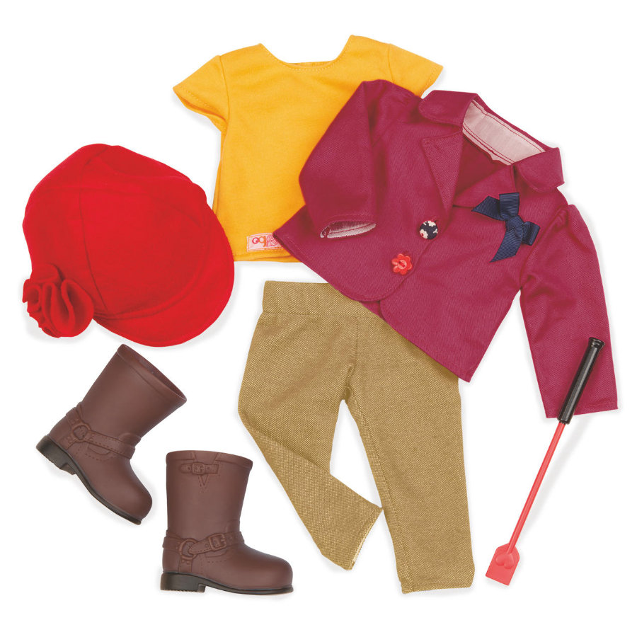 Our Generation - Outfit Deluxe Rider Outfit
