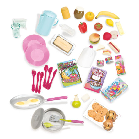 Our Generation - Camping Accessoires Set