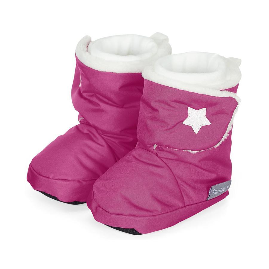 Sterntaler Girls Bambino scarpa magenta