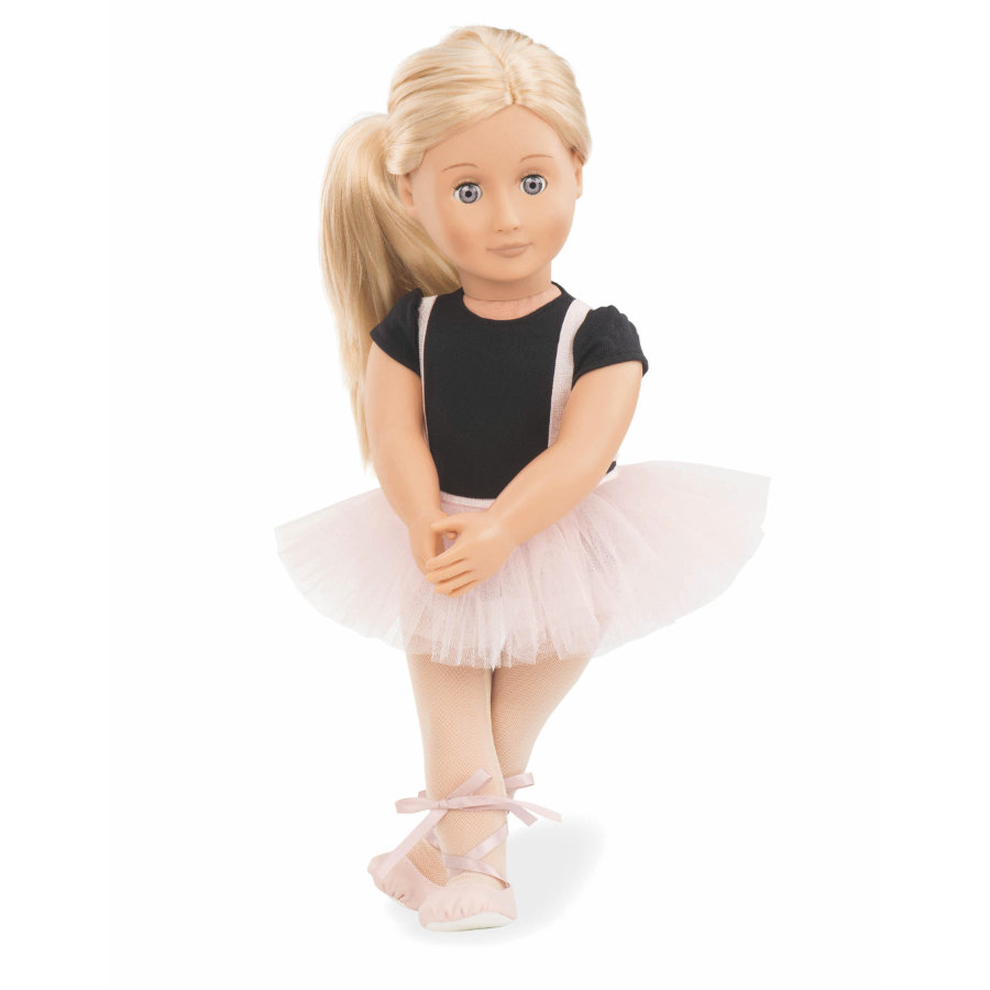 Our Generation - Puppe Violet Anna Ballerina, 46 cm
