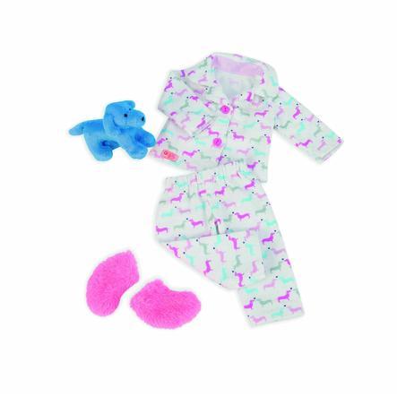 Our Generation - Schlafanzug mit Hündchen