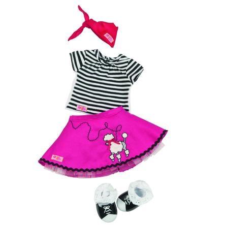 Our Generation Dans Outfit met Petticoat