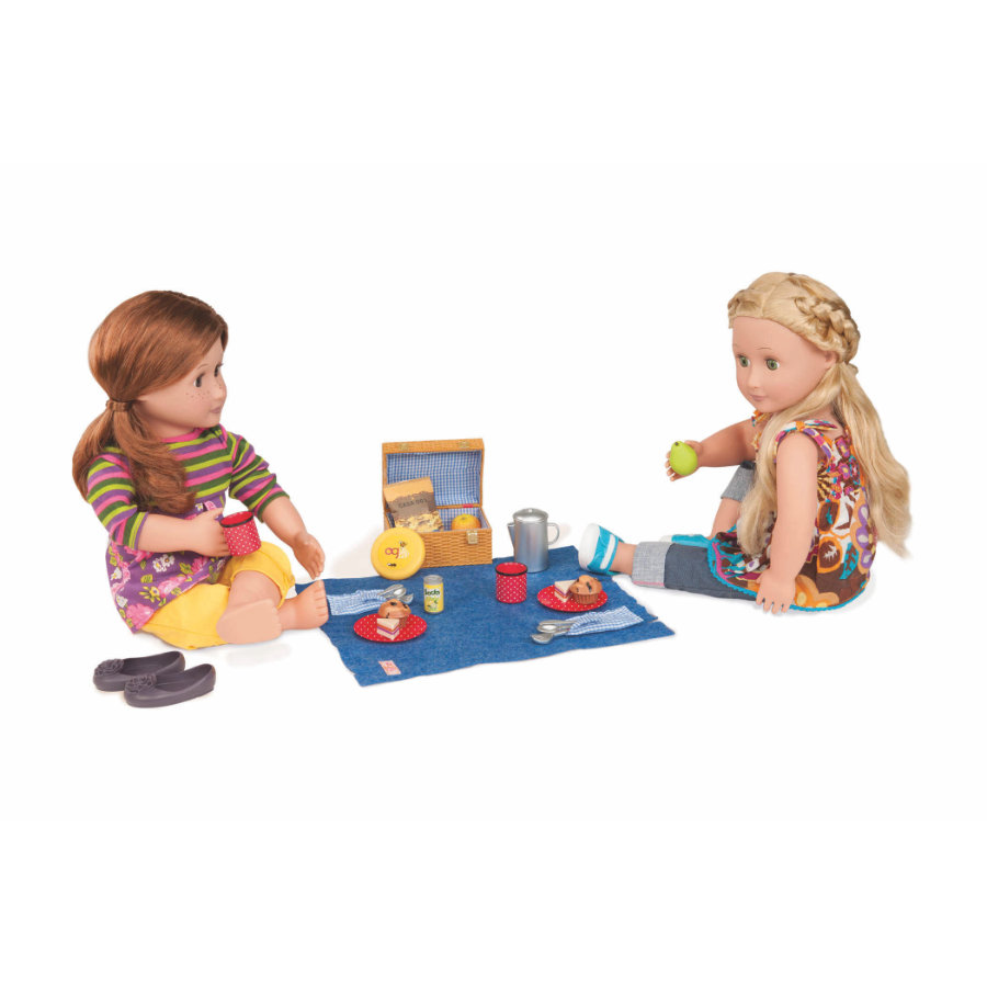 Our Generation - Accessoires pour poupée pique-nique