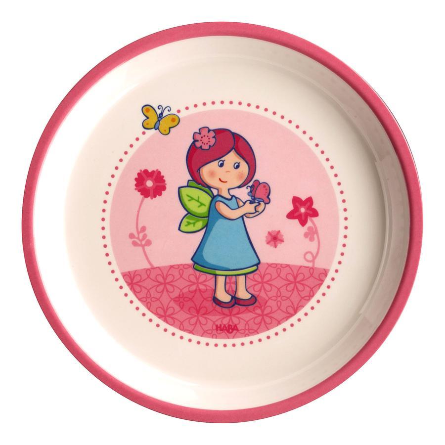 HABA Melamin plate Flower Elf