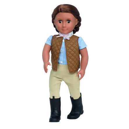 Naše generace - panenka Catarina 46 cm