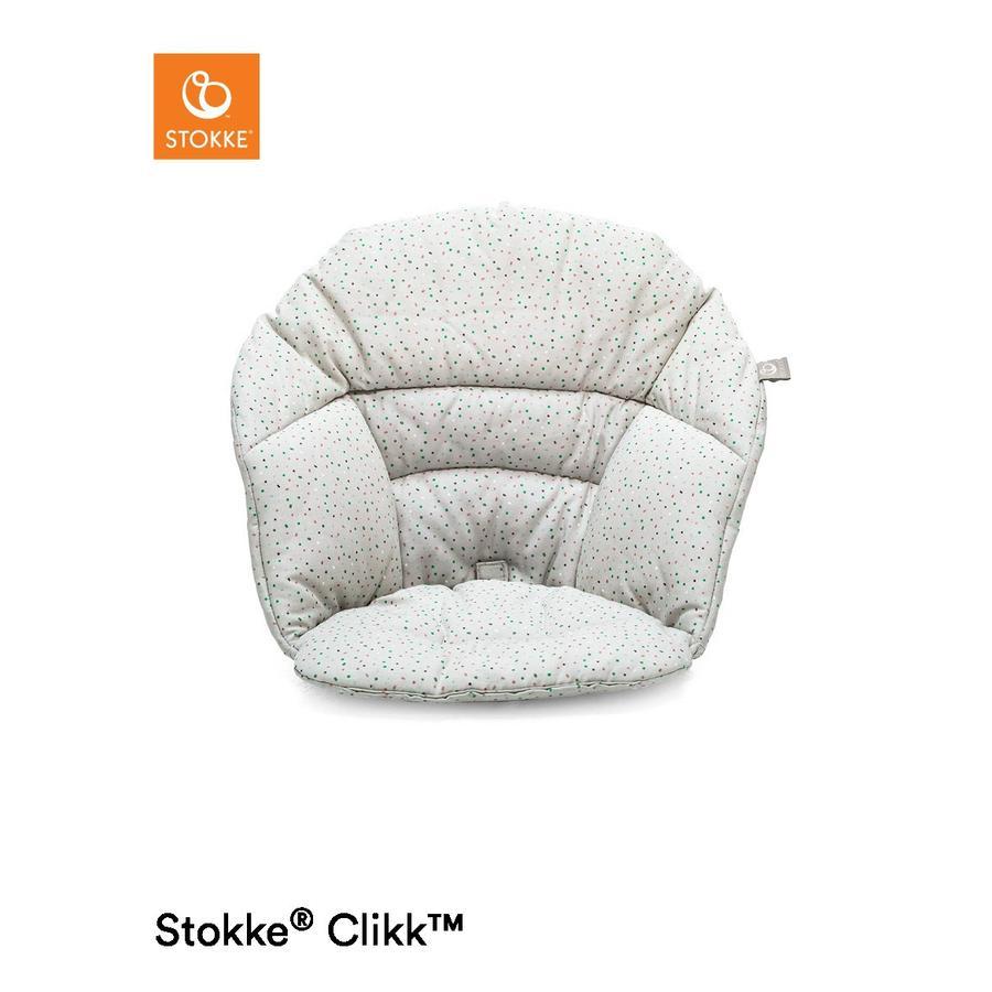 STOKKE® Clikk™ Sitzkissen Grey Sprinkles