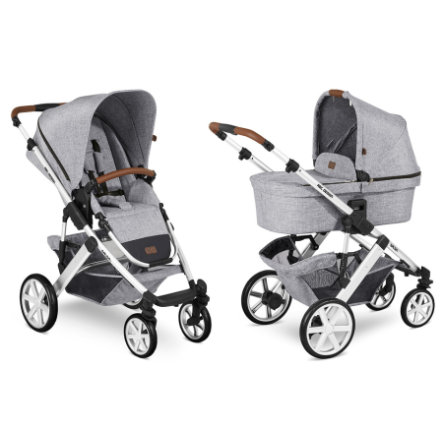 ABC DESIGN Kombivogn Salsa 4 Graphite Grey 2020