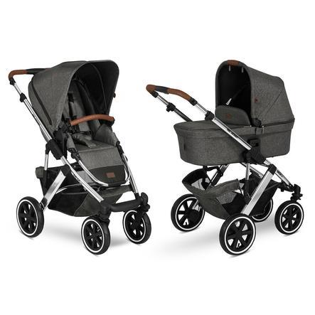 ABC DESIGN wózek dziecięcy Salsa 4 Air Diamond Special Edition Asphalt