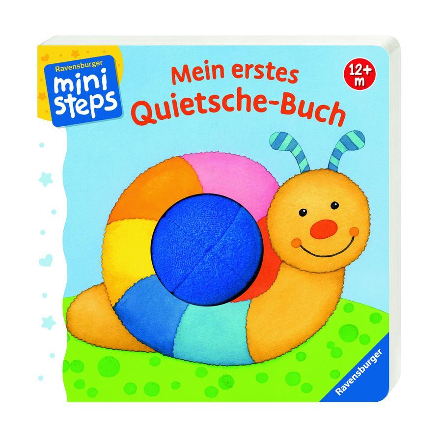 Ravensburger ministeps® Mein erstes Quietschebuch