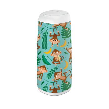 Angelcare® Habillage pour poubelle à couches Dress-Up XL  jungle