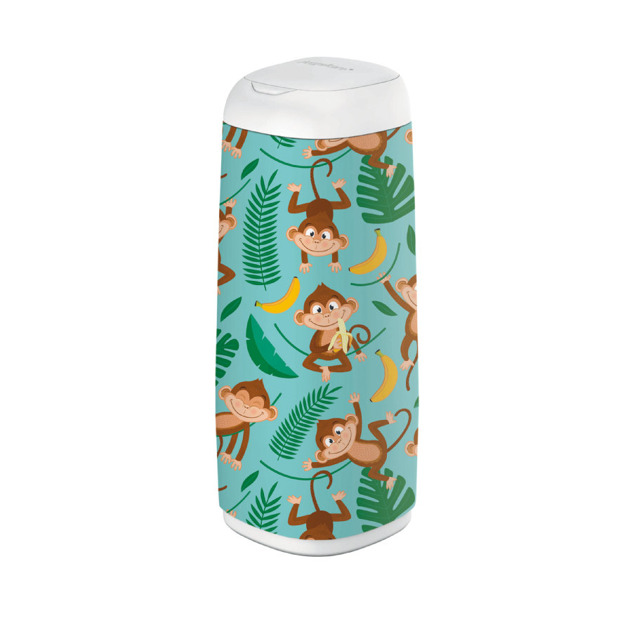 Angelcare® Dress-Up XL Bezug: Dschungel