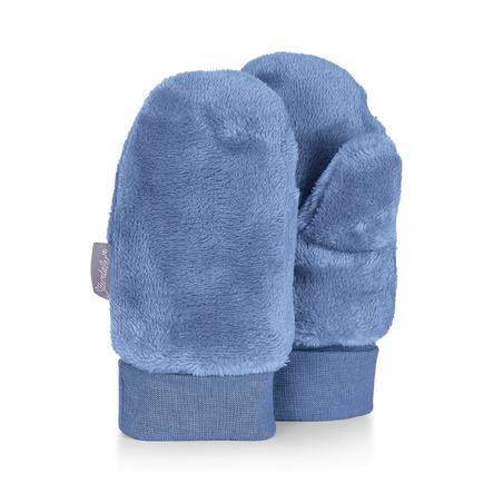 Sterntaler Poing à gratter bleu moyen