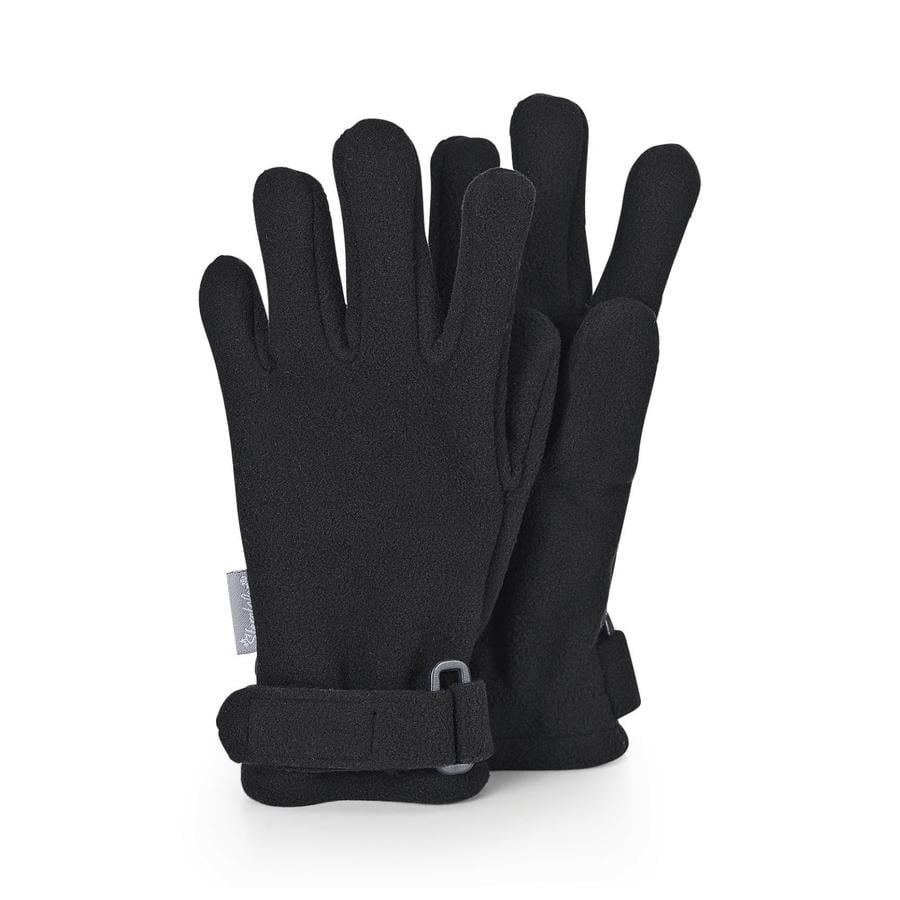 Sterntaler Fingerhandschuh schwarz