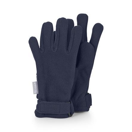 Sterntaler gant de doigt marine