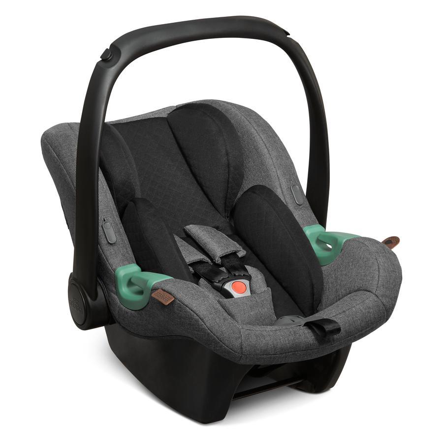 ABC DESIGN Babyschale Tulip Asphalt Diamond Edition Kollektion 2021