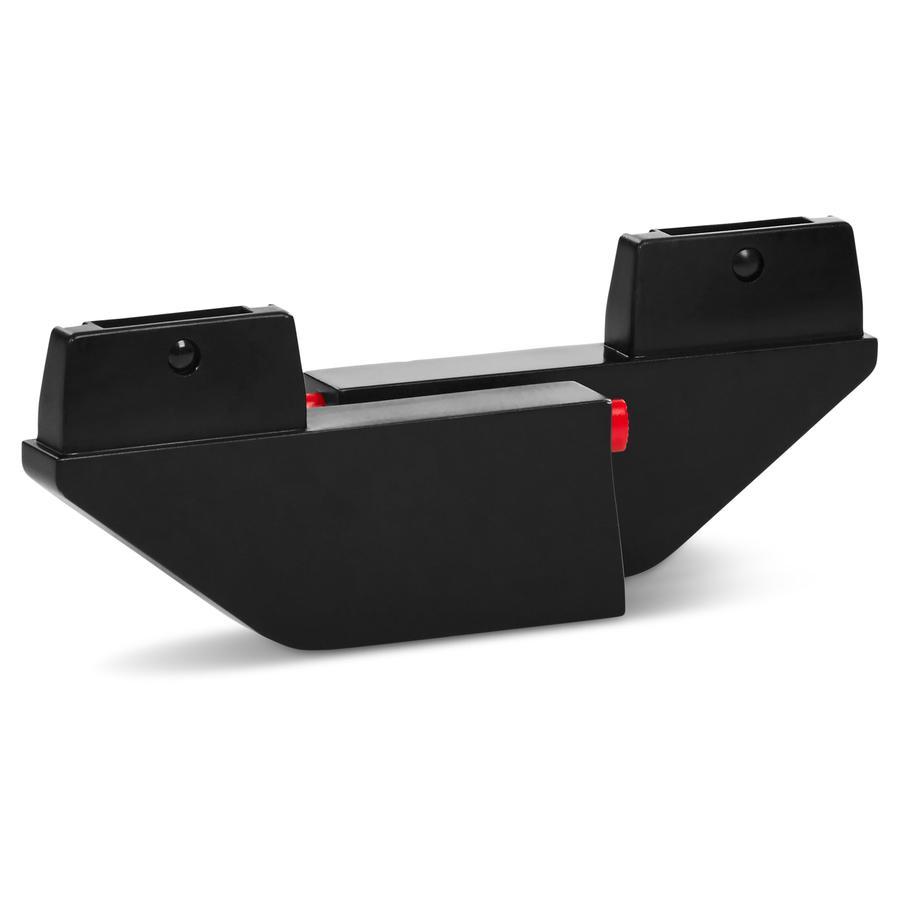 ABC DESIGN Adapteri Zoom toiseen vaunukoppaan, musta