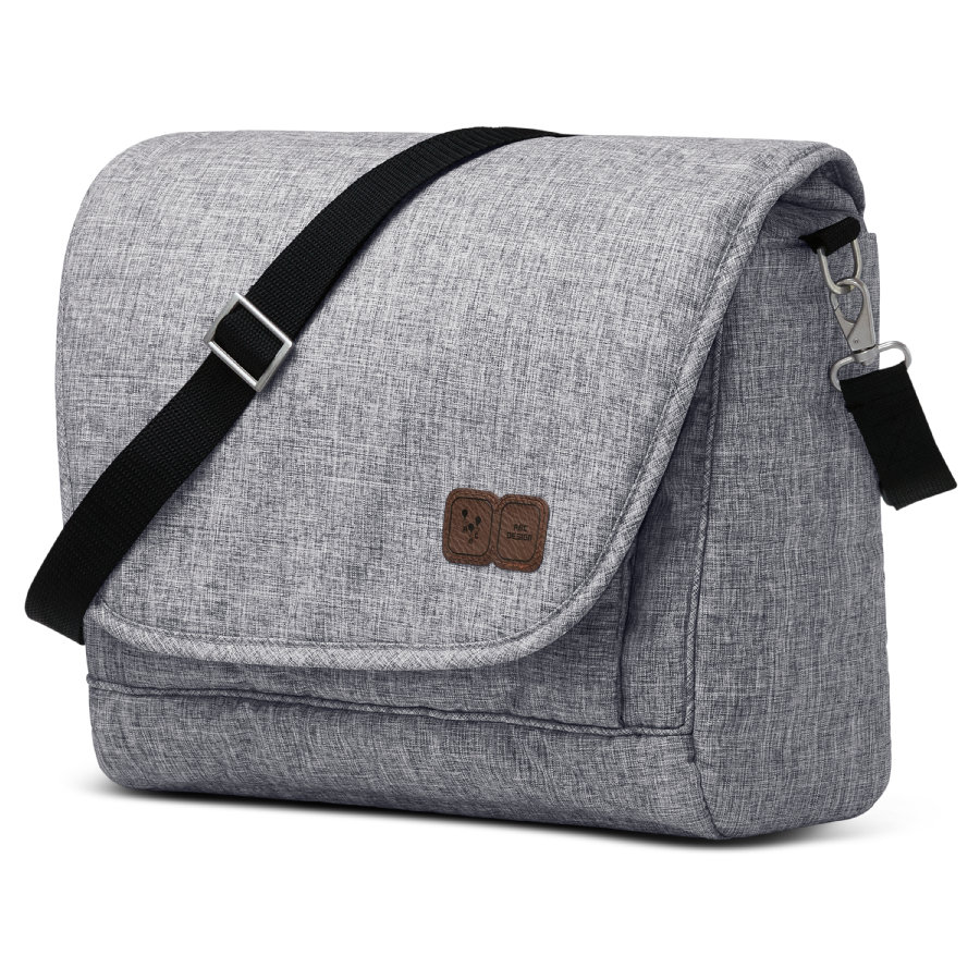 ABC DESIGN Wickeltasche Easy Graphite Grey