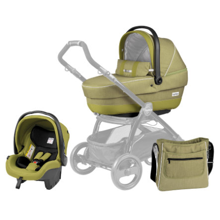 PEG-PEREGO Set Modular XL 2015 - Green Tea