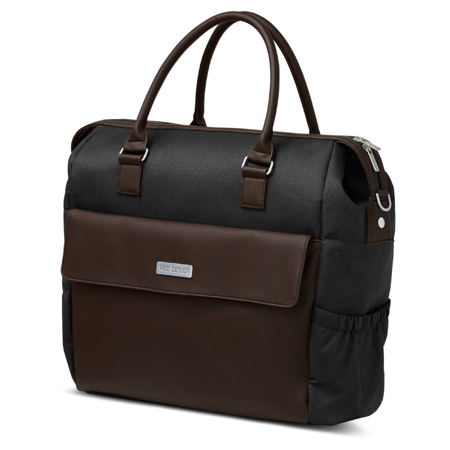 ABC DESIGN Wickeltasche Jetset Gravel