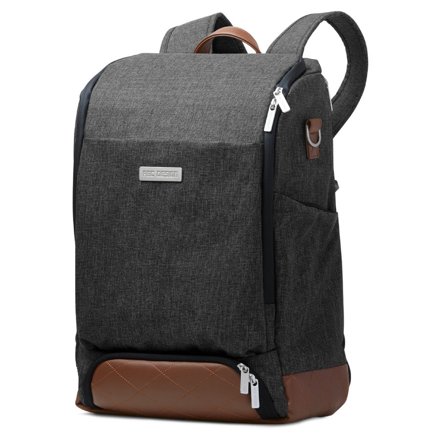 ABC DESIGN Wickelrucksack Tour Diamond Special Edition Asphalt