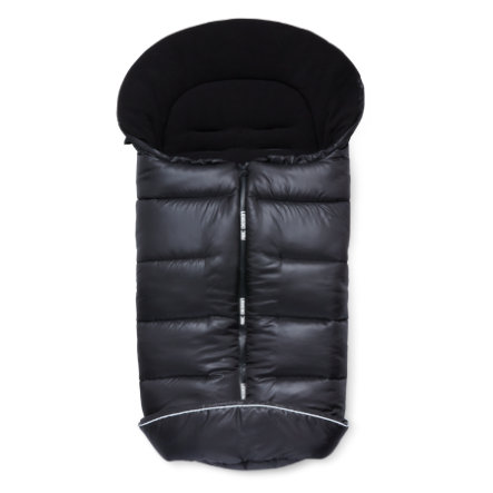 ABC DESIGN Winterfußsack Black