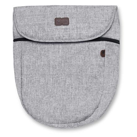 ABC DESIGN Beindecke Graphite Grey
