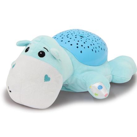 JAMARA Veilleuse projecteur LED Dreamy hippopotame