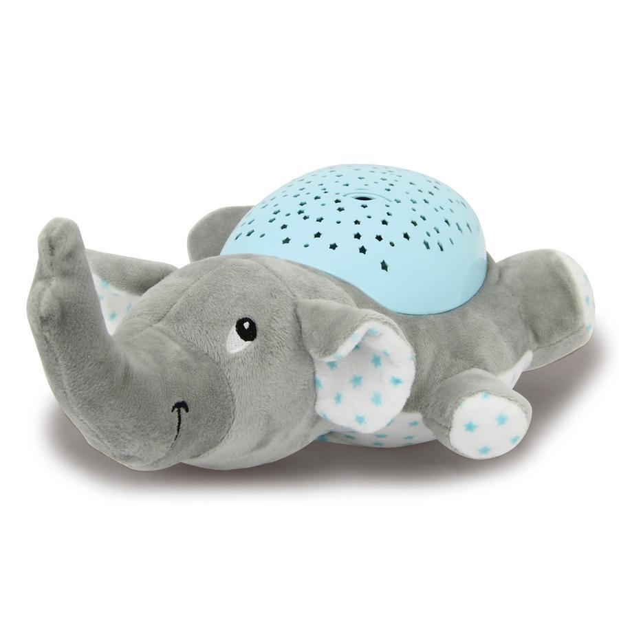 JAMARA Veilleuse projecteur LED Dreamy éléphant