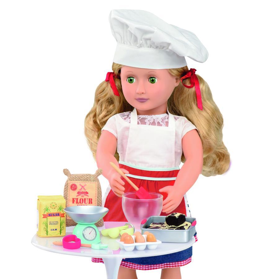 Our Generation - leivontapakkauksen lisävaruste