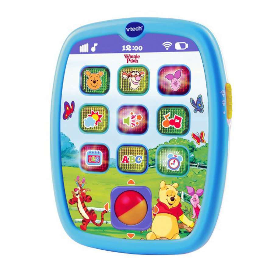vtech® Winnie Puuh - Baby Tablet