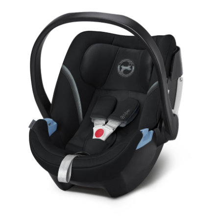 cybex GOLD Babyschale Aton 5 Deep Black