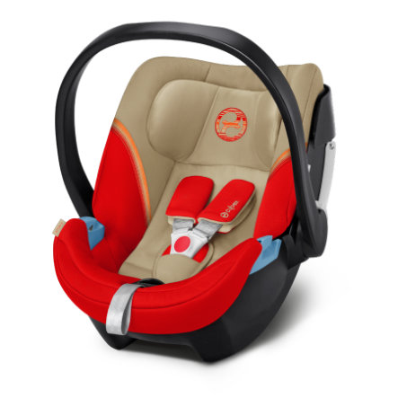 cybex GOLD Babyschale Aton 5 Autumn Gold