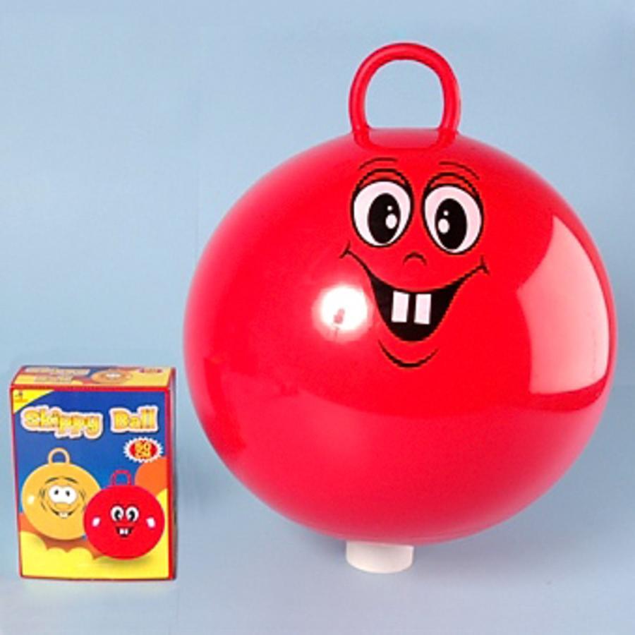 JOHNTOY Hüpfball 50 cm