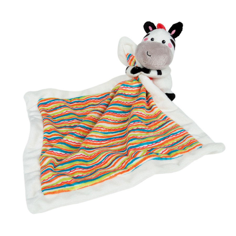 Fisher Price Fazzoletto morbido Zebra