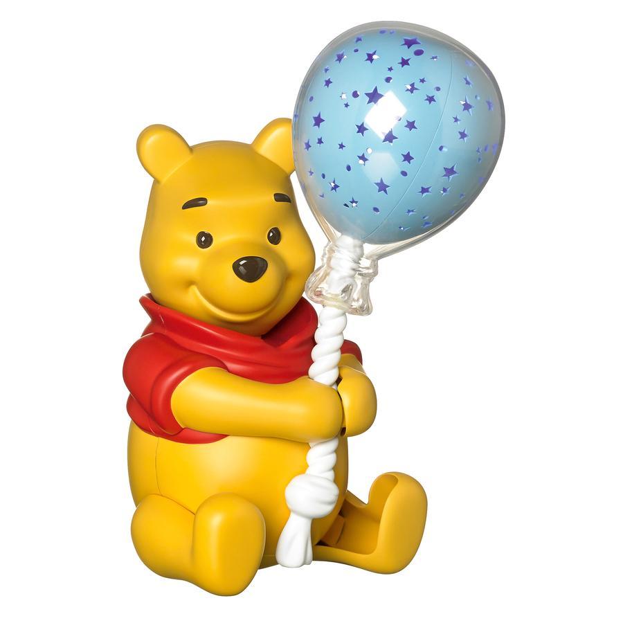 TOMY - Disney Winnie l'Ourson - Veilleuse Ballon Etoilé