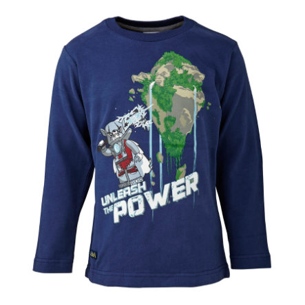 LEGO WEAR Chima T-shirt à manches longues THOR 618 dark blue
